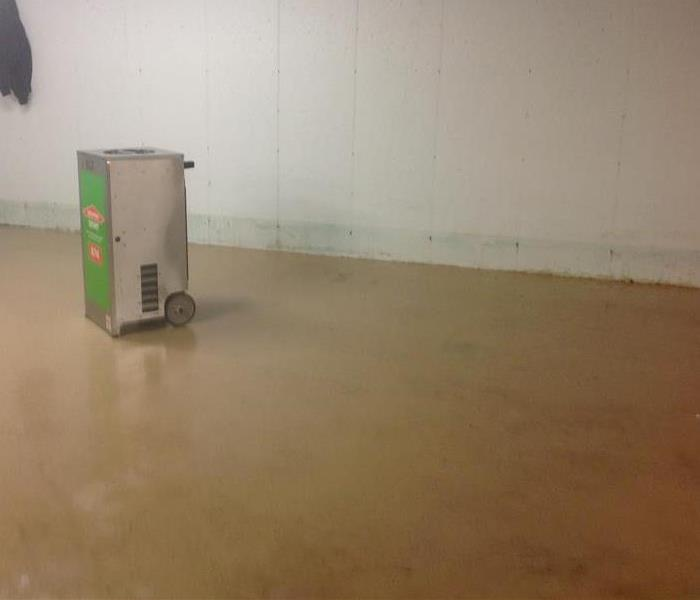 Kenilworth basement flood due to heavy April rains After