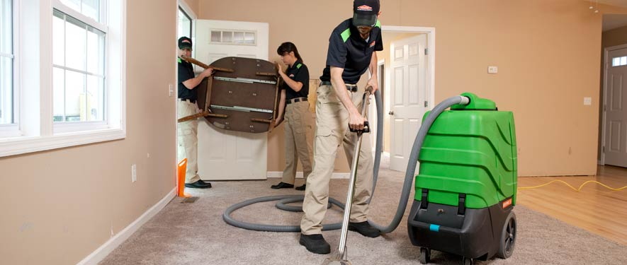Kenilworth, IL residential restoration cleaning